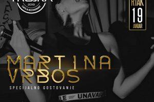 Boutique TROJKA: Live nastup Martine Vrbos!