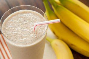 Tri napitka od banane idealna za mršavljenje! (Recept)