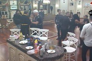 PAROVI: OPŠTA TUČA! Vesna Rivas i Tijana Ajfon nasrnule na Milija (VIDEO)