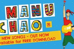 Manu Chao se vraća sa tri nove pesme nakon deset godina