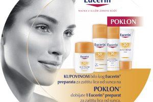 Vi štitite svoju kožu – Eucerin Vas nagrađuje!