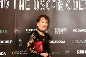 Slavna beogradska glumica zasijala na crvenom tepihu ! #Fest2014