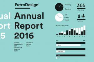 "Izložba "" Futro Design Annual Report 2016 """