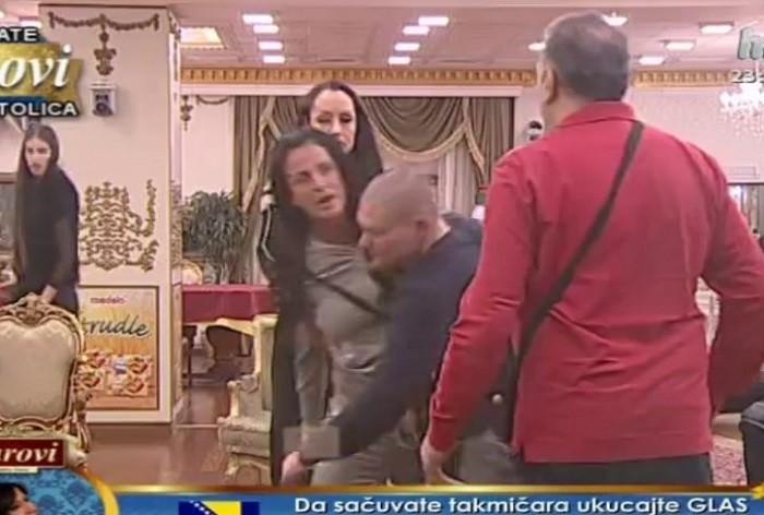 SRBOLJUB DOVEO DO SUZA ALEKSANDRU SUBOTIĆ: Krunićka ODLEPILA! Nasrnula na Ljubinog devera!