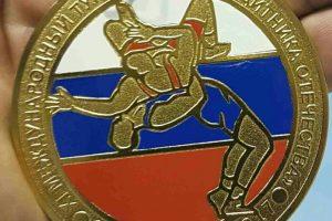 ZLATO ZA DANILA PAVLICU NA MEDJUNARODNOM RVACKOM TURNIRU U RUSIJI