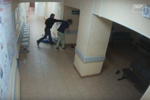Prebio medicinske sestre u sred bolnice! (VIDEO)