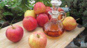 Jabukovo sirće protiv znojenja