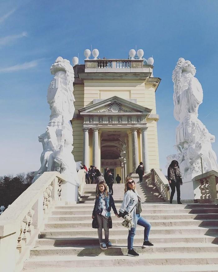 Goca odvela ćerku u Beč