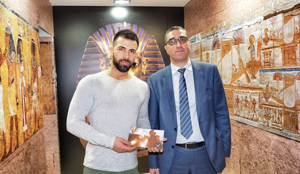 Mesi, Vil Smit i Miško Dilin: Bivši farmer promoviše Egipat!