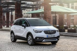 Novi Opel Crossland X: Šampion stila i funkcionalnosti