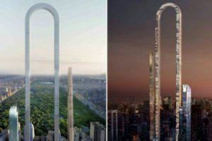 Najspektakularniji neboder i čudo arhitekture: Gradiće se usred Menhetna u obliku naopakog slova U i biće najveći na svetu (FOTO)