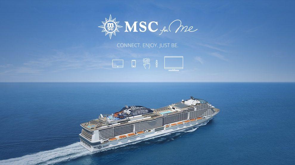 Inovacije na brodovima MSC Cruises