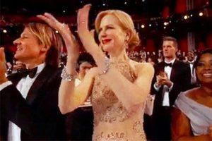 Nicole Kidman objasnila svoje komično tapšanje na dodeli Oskara
