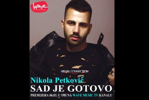 Premijera spota Pinkove Zvezde: Nikola Petković snimio novi hit! (VIDEO)