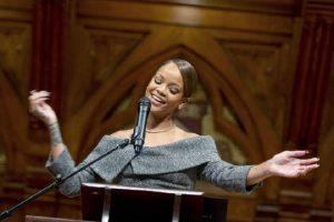 Rihanna oduševila govorom na Hardvardu