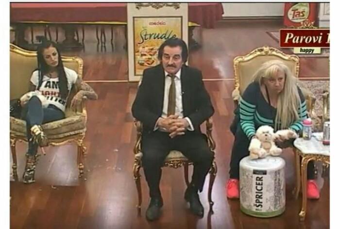NOVI UČESNIK PAROVA ŽENIO SE 46 PUTA! Ima samo jedno dete, a evo s kojom pevačicom je bio u šemi!