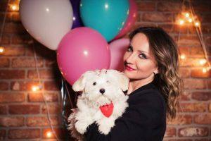 Voditeljka televizije Pink se oprobala kao modna kreatorka za pse!