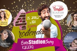 Evrovizijske karaoke u Stadionu!