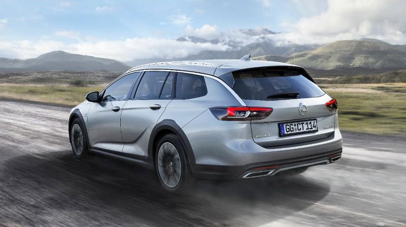 """Opelova perjanica sa """"off-road"""" izgledom: Nova Insignia Country Tourer"""