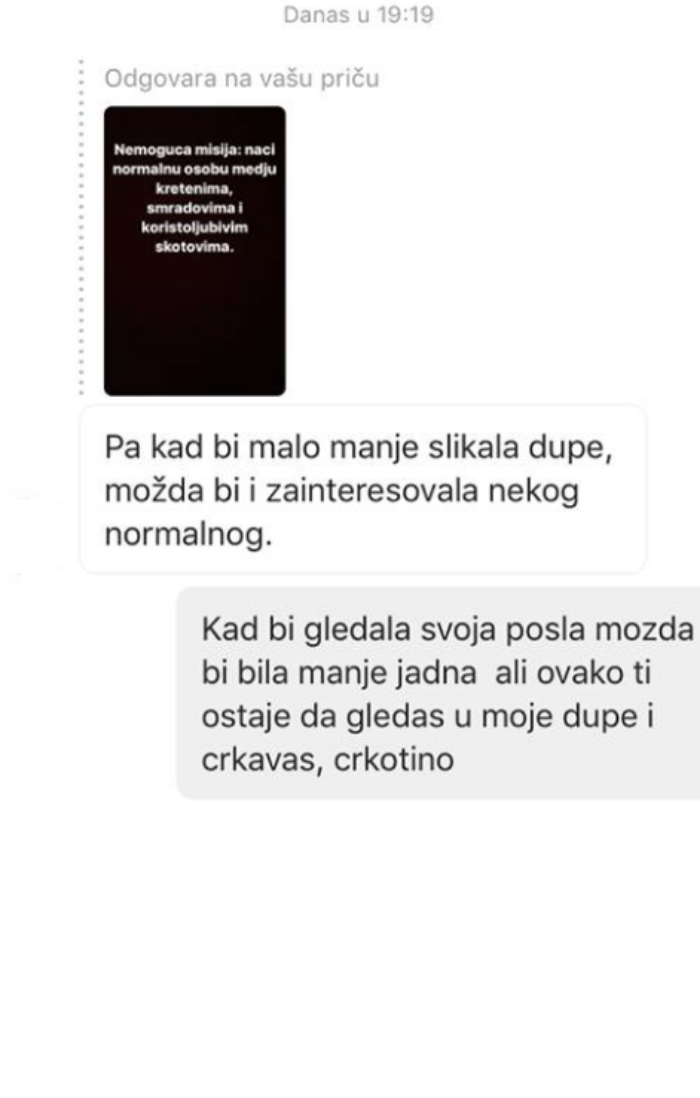 """Tea Tairović:""""Ne zanimaju me hejteri""""!"""
