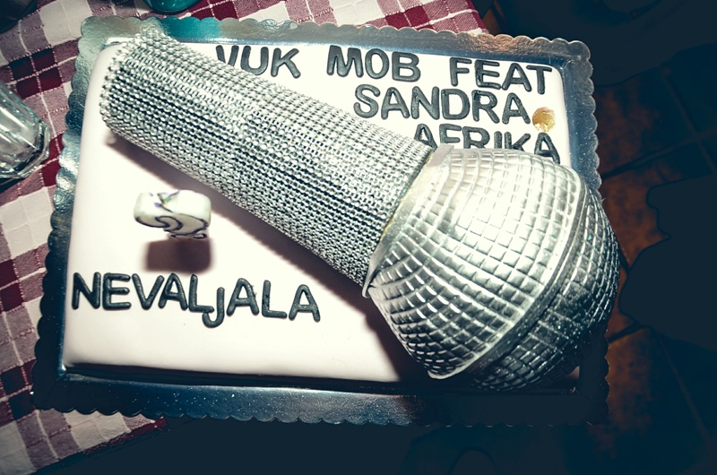 Sandra Afrika proslavila rođendan u Staroj pesmi!