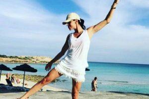 CECINA KOMŠINICA: Ovako Bojana Rajić uživa na Kipru!
