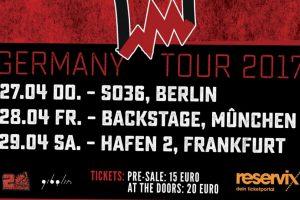 S.A.R.S. na turneji u Nemačkoj