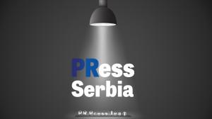 PRESS SERBIA MESTO PRAVIH INFORMACIJA LOGO