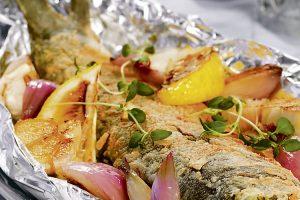 Predlog za ručak: Oslić sa krompirom