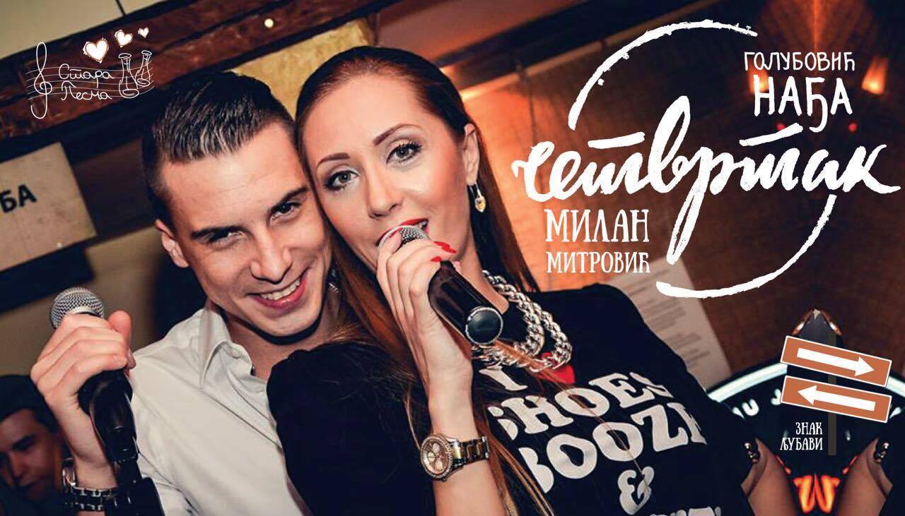 Poslednji četvrtak u sezoni: Milan i Nađa prave žurku za pamćenje u kafani Stara pesma!