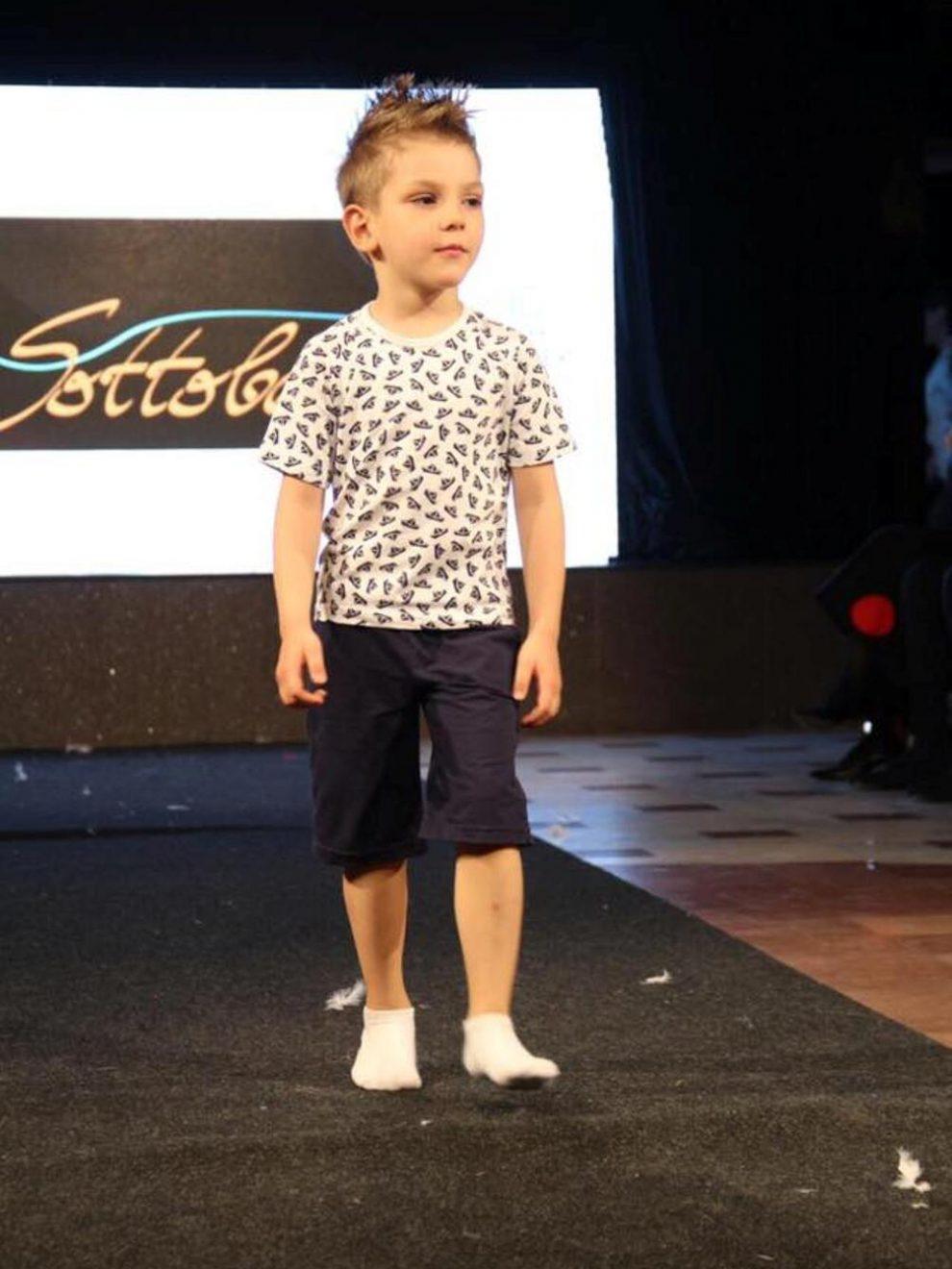 Brend Sottobelo na Pionir kids fashion week-u!