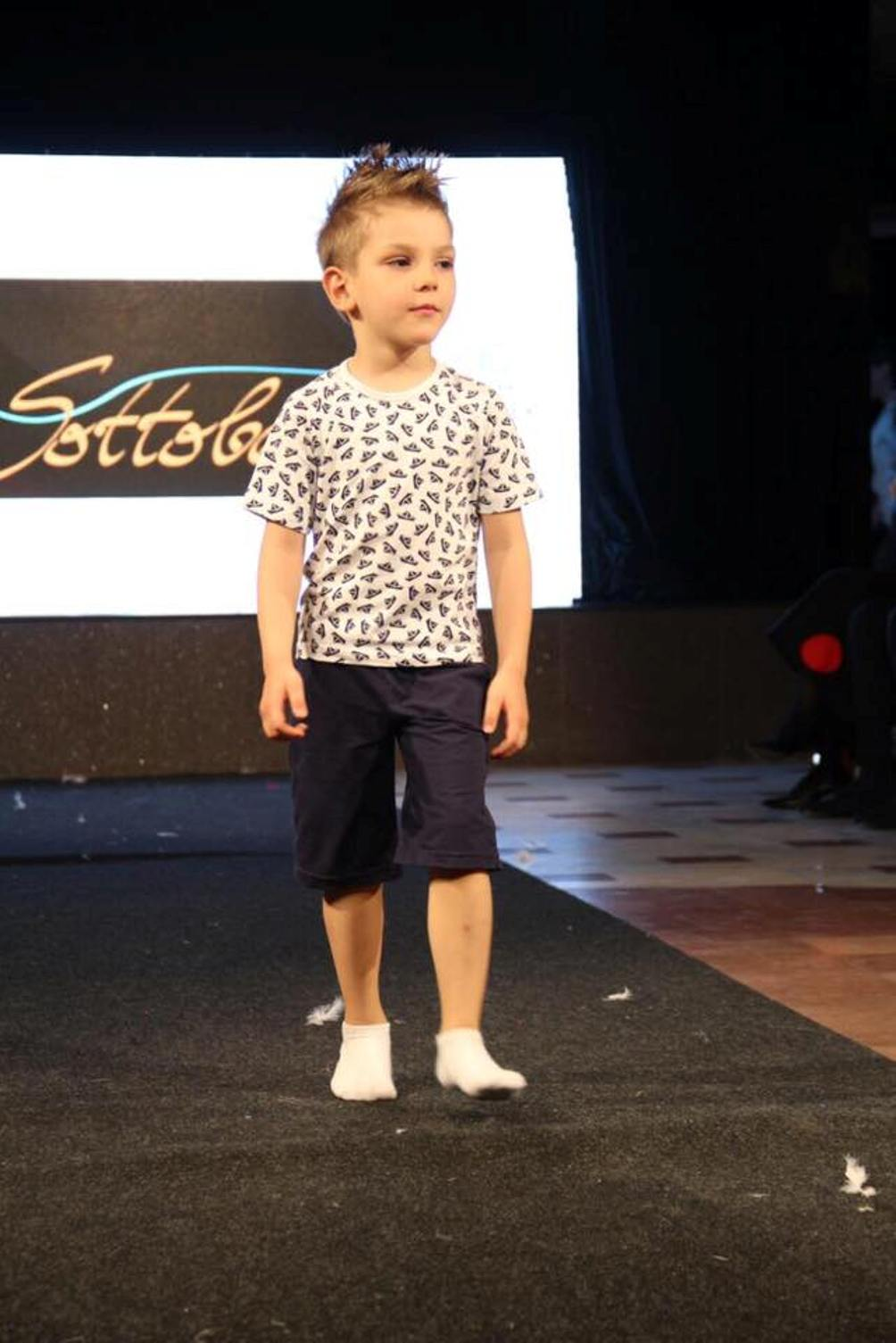 Brend Sottobelo na Pionir kids fashion week-u!