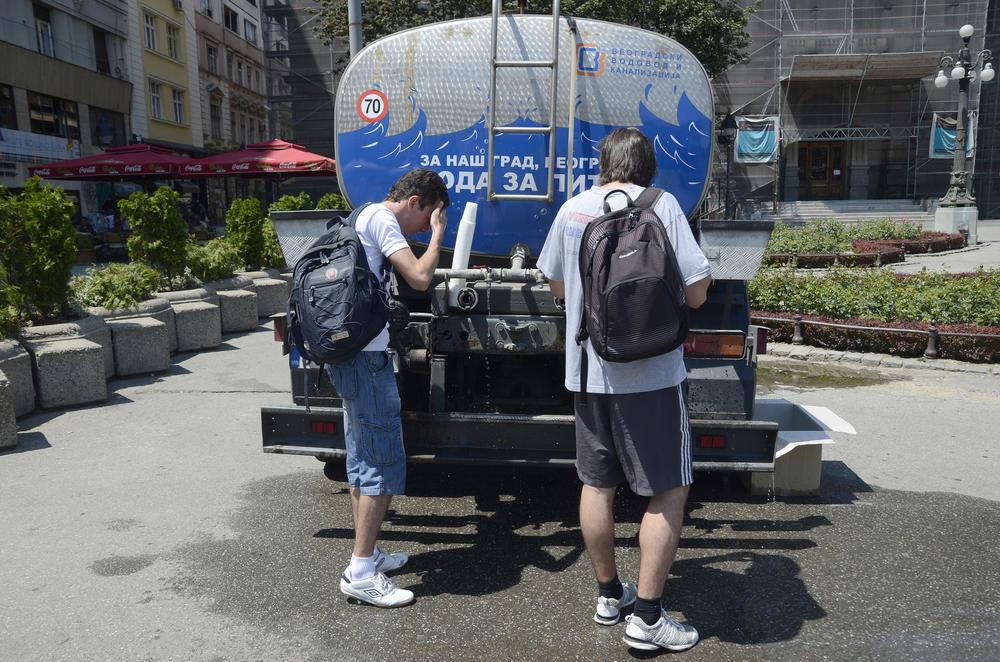 Beogradski vodovod i kanalizacija: Voda ispravna za piće