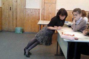 ULEPŠAĆE VAM DAN! Slike genijalnih nastavnika na njihovom radnom mestu (FOTO)
