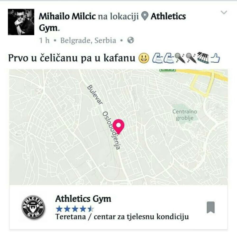 Nećete verovati šta Mihailo Milčić radi pre nastupa!