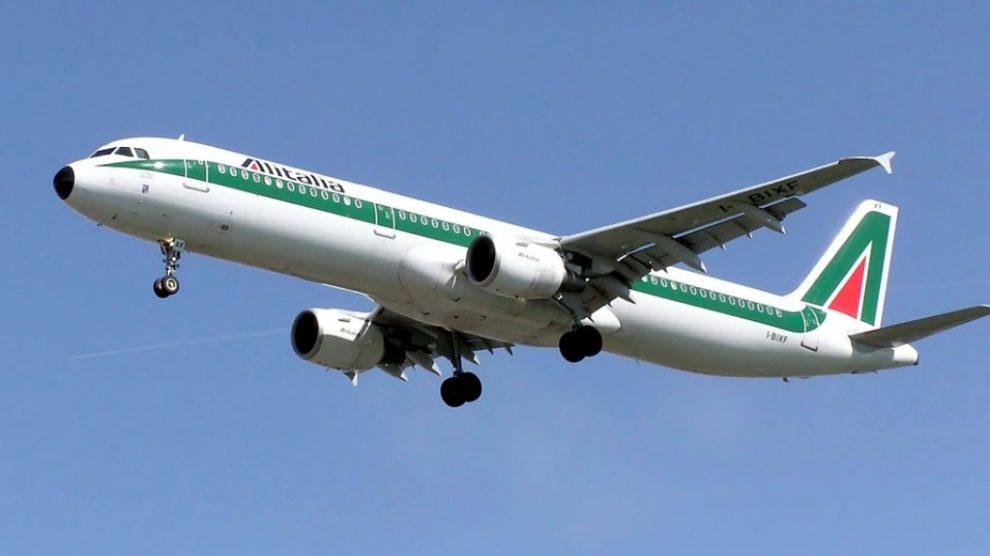 Aviokompanija ,Alitalia ,stečaj