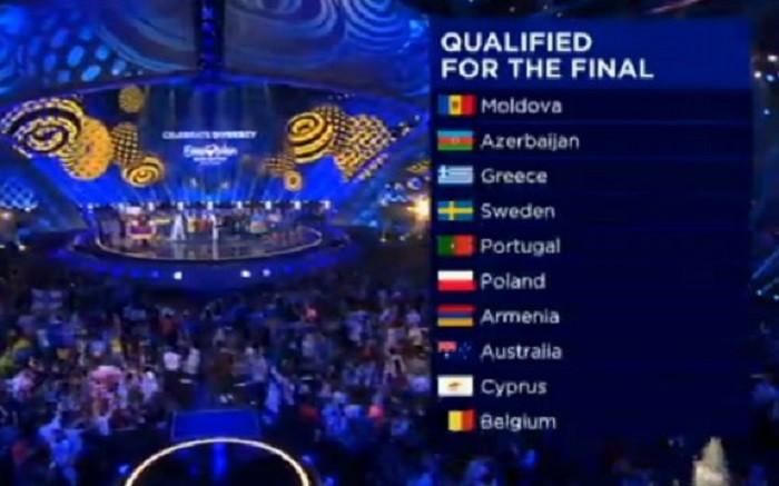 Evrosong : Ovo je prvih deset finalista!