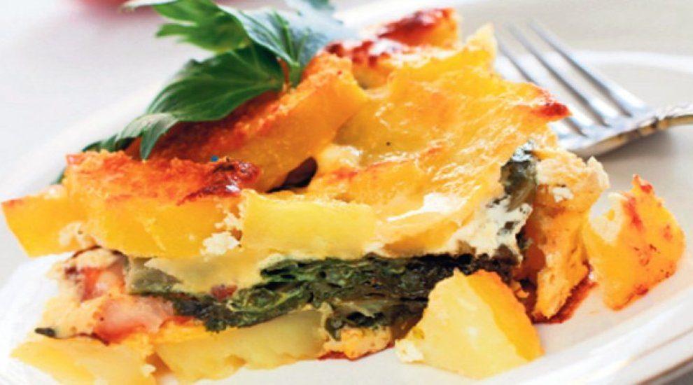 Predlog za ručak: Musaka od mesa i sira