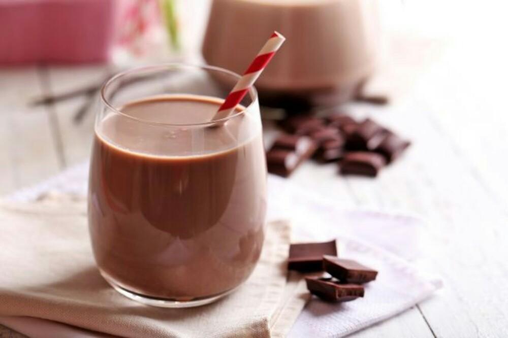 Zašto je čokoladno mleko savršeno posle vežbanja?