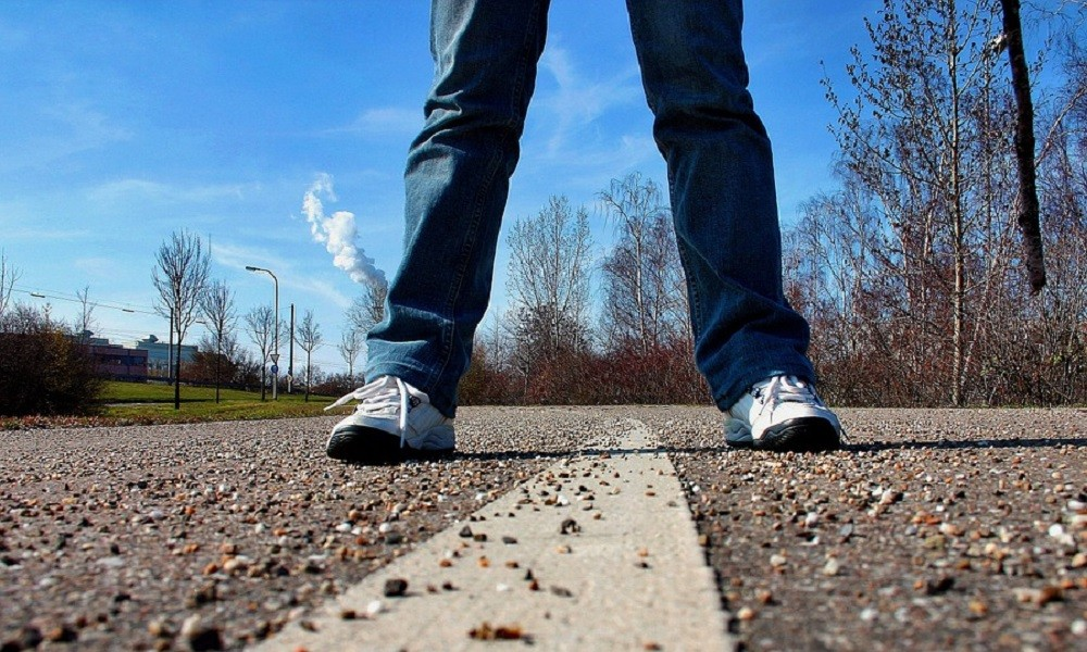 Nema izgovora - Hodanje u mestu kao kilometar i po šetnje (Video)