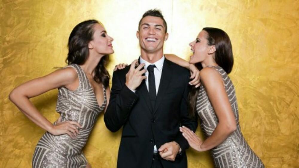 Kristijano Ronaldo za četiri i po sata zaradio 1.1 milion evra!