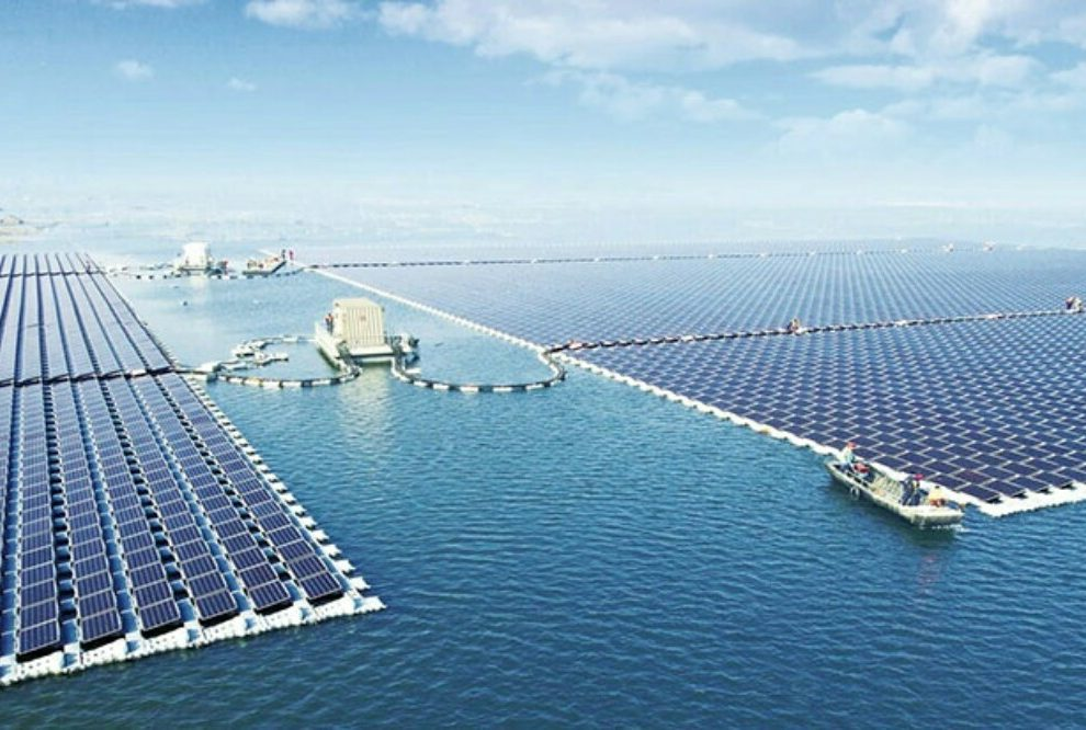 Najveća plutajuća solarna elektrana u KINI