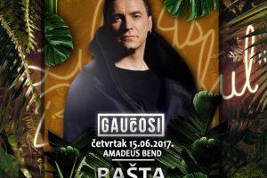 Amadeus bend ovog četvrtka u Bašti Gaučosa!