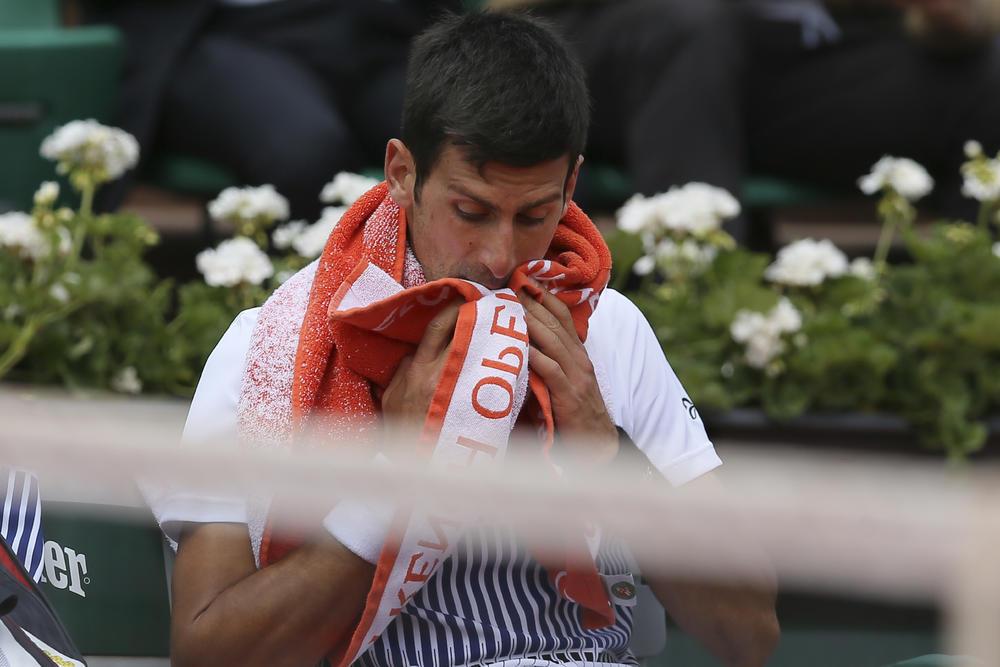 Djoković izgubio od Nadala u polufinalu mastersa u Rimu