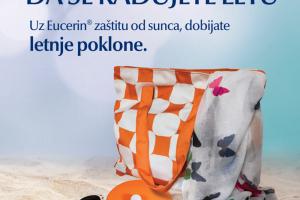 Formula radosnog leta Eucerin® zaštita +poklon!