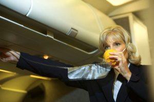 Evo u kojim situacijama se koriste maske sa kiseonikom u avionu