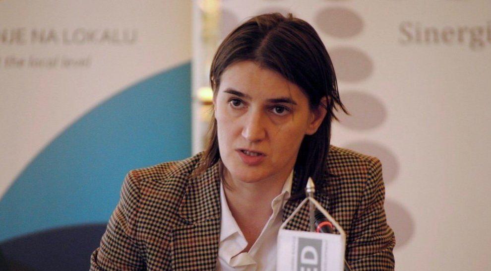 Vučić predložio Anu Brnabić za novog premijera Srbije
