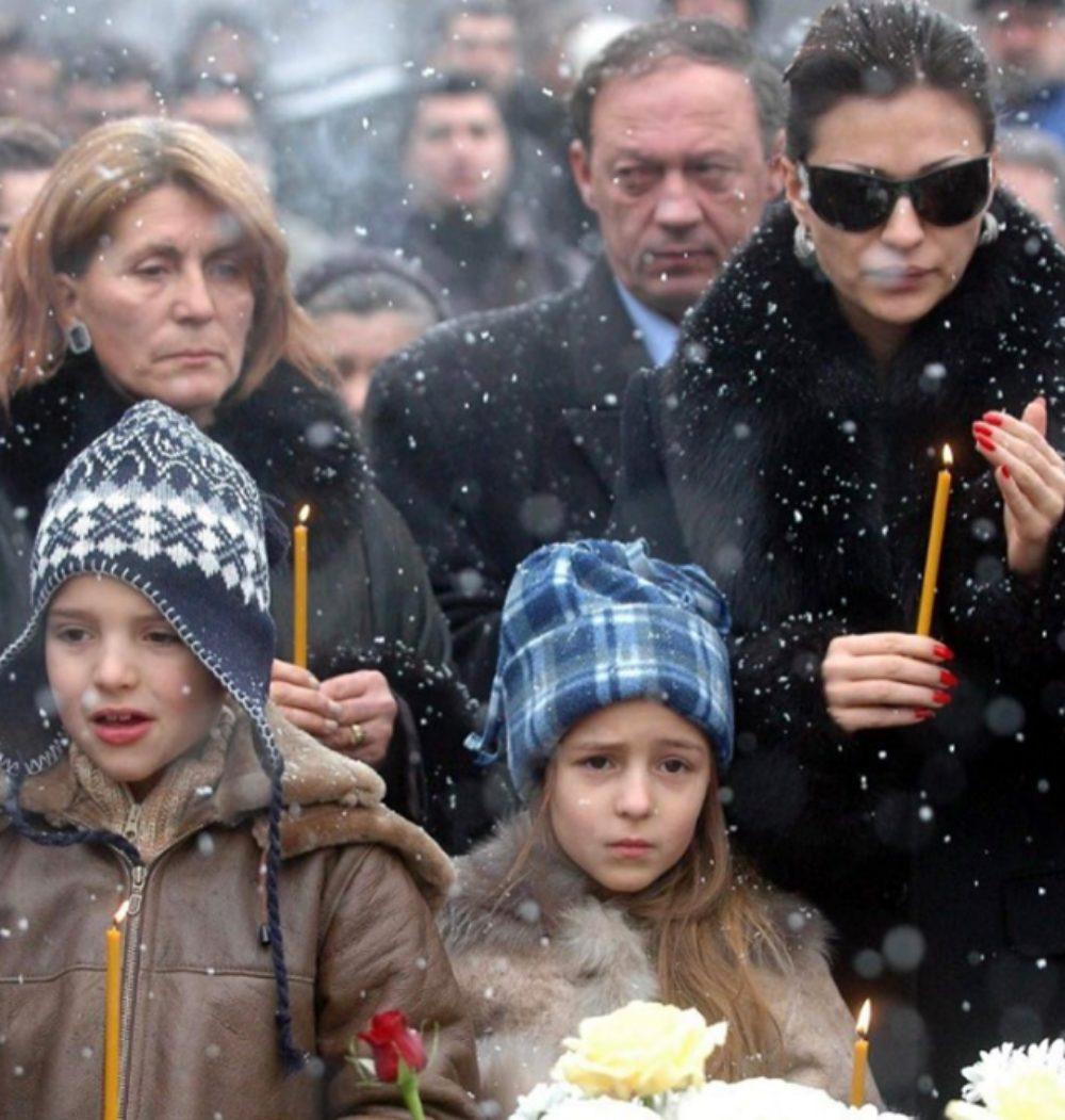 Anastasija Ražnatović objavila najtužniju porodičnu fotku