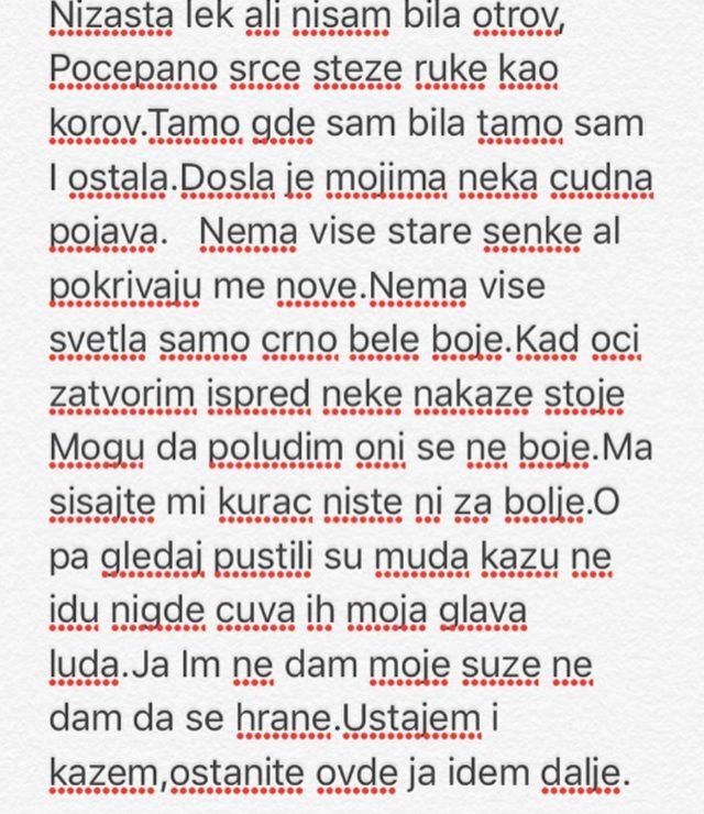 Dunja Ilić psovkama nadmašila Marinu Tucaković