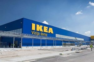 Ikea na proleće počinje gradnju Beogradskog trgovačkog centra